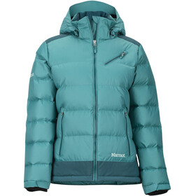 Marmot Sling Shot Jakke Damer, patina green/deep teal